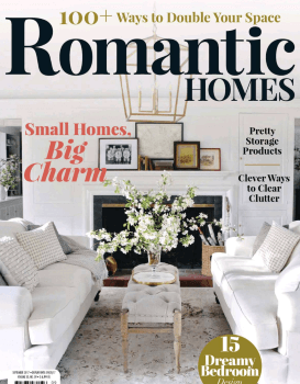 Romantic Homes September 2017 Portland Pendant by Lanternland