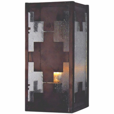 Prescott Outdoor Copper Wall Sconce