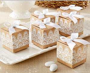 Favor Boxes & Containers