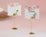 Flamingo Place Card Holder