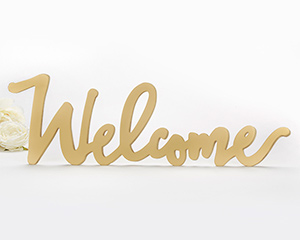 Image result for welcome gold