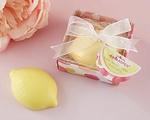Lovely Lemon Soap Favors