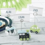 Precious Cargo Transportation Place Card Holders - Assorted (Set of 6)