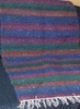 2' x 3' Red/Green/Blue/Brown Wool Rug