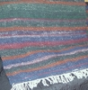 3' x 5' Red/Green/Blue/Brown Wool Rug