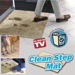 Clean Step Mat™ Super Absorbant Doormat