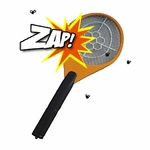 Electric Bug Zapper Racket