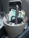 Geared Up® Cup Holder Organizer