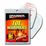 Grabber® Instant Toe Warmers (40 Pair Case)