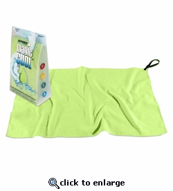 MagicCool high performance cooling cloth
