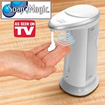 Soap Magic™ Hands Free Soap Dispenser