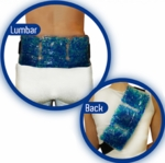 TheraGems™ Back & Lumbar Pack by Cool Downz®