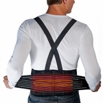 Venture Heat - Heated Lumbar Support Work Belt