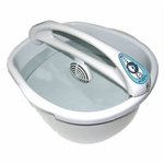 Verseo Rejuvenix Ionic Detox Foot Spa (Dual coil array)