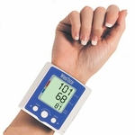 WrisTech™ Home Blood Pressure Monitor