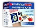 WrisTech™ Talking Blood Pressure Monitor