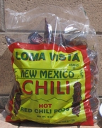 Loma Vista Red Chile Pods HOT