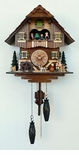 Quartz Cuckoo Clock Accordian Player