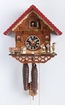 BAND MUSICIANS CUCKOO CLOCK  1 DAY MOVEMENT