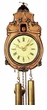 Baroque Cuckoo Clock Reproduction