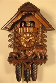 Bears German Cuckoo Clocks