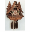 Bears Cuckoo Clock  8 Day Movement Musical
