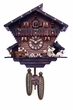 BEER DRINKING  CHALET CUCKOO CLOCK  EIGHT DAY MOVEMENT