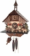 Chalet Cuckoo Clocks  One (1) Day Cottage  Beer Drinker Raises Mug