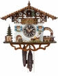 BEERDRINKER CUCKOO CLOCKS CHALET 1 DAY MOVEMENT
