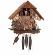 One Day (1) Musical  Cuckoo Clock Cottage  Boy and Girl on Seesaw