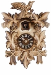 Burnt Edges 1 Day Cuckoo Clock German Made