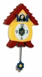 CHICKEN HEN COO<br>Novelty Clock