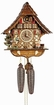 CHILDREN AT PLAY CHALET CUCKOO CLOCK  8 DAY MOVEMENT