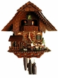 BEER DRINKERS MUSICAL CUCKOO CLOCK
