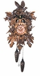 "QUARTZ CUCKOO CLOCK 17"" DANCERS  MUSICAL"