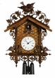 Eight Day  Exquisite Detail Chalet Cuckoo Clock