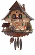 Fisherman Raises Pole 1 day Musical cuckoo clock