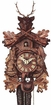 "BLACK FOREST CUCKOO CLOCK:  14"" HUNTER  1 DAY MOVEMENT"