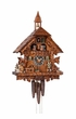 Deer Hunter Cuckoo Clock