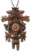 "CUCKOO CLOCKS:  22"" HUNTER w/ SQUIRRELS  8 DAY MOVEMENT"