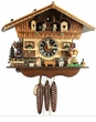 Hones Cuckoo Clocks Musical 1 Day Kissing Boy Girl