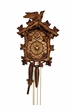 One Day Cuckoo Clock Leaves & Bird