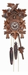 Quartz Cuckoo Clock  Leaves & Bird