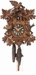 CUCKOO CLOCKS 1 DAY LEAVES BIRDS & NEST