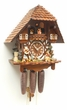 CUCKOO CLOCK MANDOLIN PLAYER  8 DAY MUSICAL