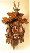Hunter Cuckoo Clock Quail & Cuckoo Call 1 Day Movement