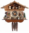 TOY PEDDLER 1 DAY CHALET  MUSICAL CUCKOO CLOCK