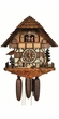 Black Forest Chalet Musical German Cuckoo Clock