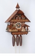 Wood Chopper Chalet Musical Cuckoo Clock