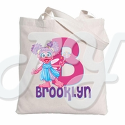 Abby Cadabby Personalized Tote Bag